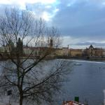 Foto di Archibald At the Charles Bridge
