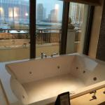 Jacuzzi in The Spa Suite