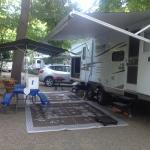 Lake George RV Park Foto