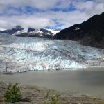 Beautiful day at the Glacier!