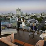 Rooftop Pool Bar & Terrace