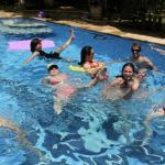 Inviting Disabled Foundations of Bali to learn swimming