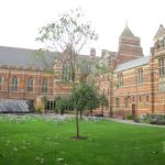 Keble College Foto