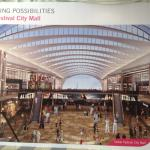 How the mall will eventually look.