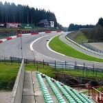Nice racetrack of francorchamps nearby