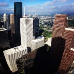 Take a trip around the corner to the JP Morgan Chase Tower (free) on Travis Street for great vie