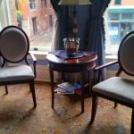 Beautiful antique chairs