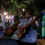 Mariachi Band @ one of the Restaurants