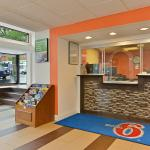 Motel 6 Washington DC Foto