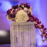 Table Center Pieces of the 2015 Wedding Open House