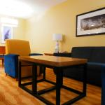 Suite Room Living Space