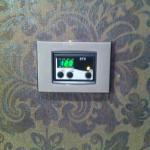 Faulty thermostat