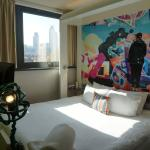 Photo de Qbic Hotel London City