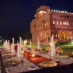 Unique Dining at the 'Ummed Haveli'