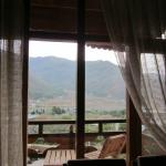 Room with views to the valley