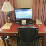 Room's writing desk