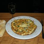 omelette forestière