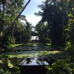 The centre piece of the resort leading you to the beach and pool