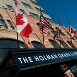 The Holman Grand Hotel Foto