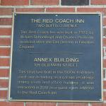 Foto di The Red Coach Inn Historic Bed and Breakfast Hotel