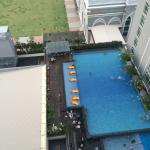 Pool view from Alto lounge