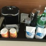 Well stocked mini bar and coffee facilities