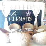 The Clematis의 사진