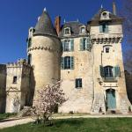 Spring at Chateau Celle Guenand
