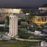 Agora, Athens - where history speaks.