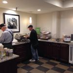 Hampton Inn Laurinburg Foto