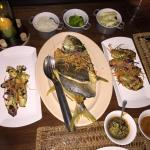 Seafood straight from the ocean at Jala