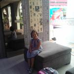 My daughter felt very happy & confortable while staying here
