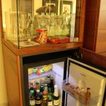 frigo bar in camera