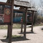 Rotary Park Boardwalk trailhead, located right across the street from the resort. A must see.