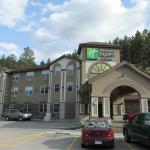 ภาพถ่ายของ Holiday Inn Express Hotel & Suites Keystone