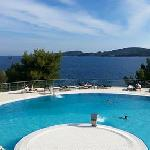 Foto de Radisson Blu Resort & Spa at Dubrovnik Sun Gardens
