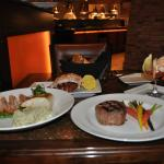 """Three Fires Steakhouse"" - Assorted Platters"