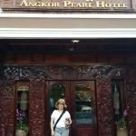 Thank you Angkor Pearl Hotel... we enjoyed every minute of our staycation there! We will be back
