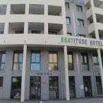 Esatitude hotel from outside