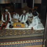 "Live performance evening of ""Suffi"" Quawallis"
