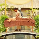 Massage at our spa found 5 minutes from the villa