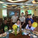 Special Place for Special People!!! Celebrated My Mommy and Daughter's Birthday here at Acuatico