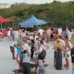 Fish Fry Gathering every Thursday beach-walking distance