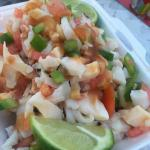 A Most Have Conch Salad!