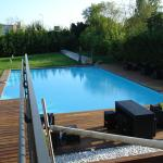 Pool at Hilton Garden Inn, Mestre