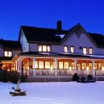 Winter at the WilloughVale Inn & Cottages