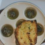 Escargot at the Bacarat