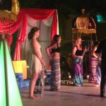 Belly dancing competition