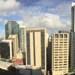 Panorama view from room