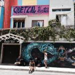 Photo de Hostel Quetzal